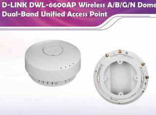 Punto Acceso DLINK DWL6600AP POE NUEVOS