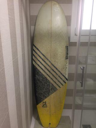 Tabla de surf evolutiva Transit 6,2