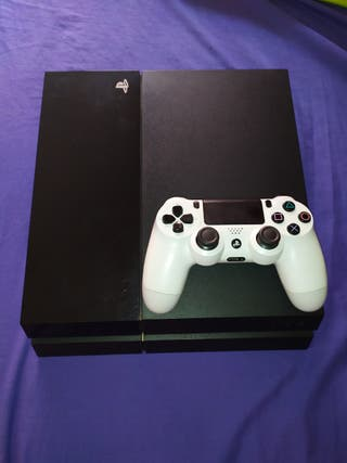 PS4 500GB + Dualshock 4 Blanco