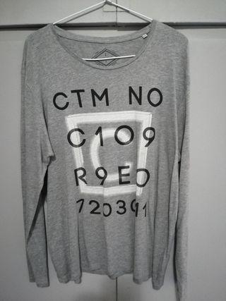 Lote Camiseta Jack Jones + Camisa Zara tallas XXL