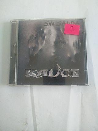 CD Kauce Sin salida