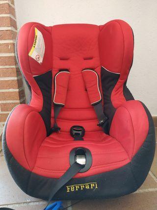 silla bebe coche