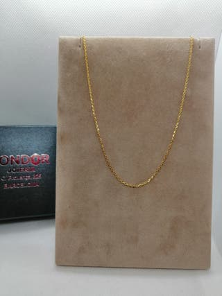 cadena oro amarillo 18k