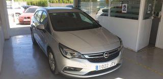 Opel Astra 1.6 cdti Año 2016