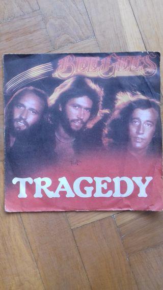 Single en vinilo de Bee Gees