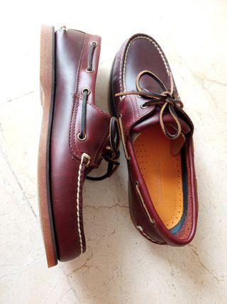 Zapatos de hombre marca Timberland