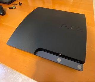 Sony Playstation 3 slim 320GB cech 2504b