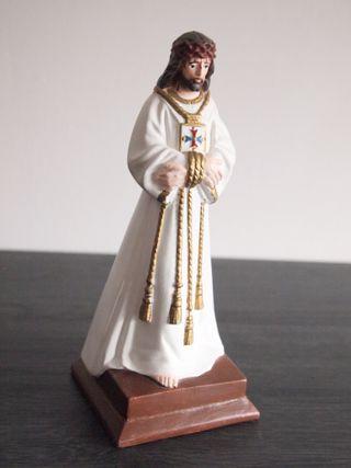 Figura de Jesús cautivo
