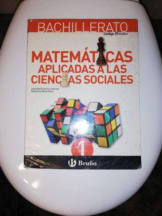 Libro de texto de Matemáticas