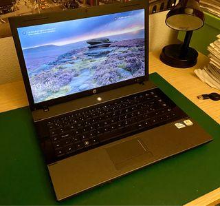 Portatil HP 620 4gb ram disco ssd 480 gb