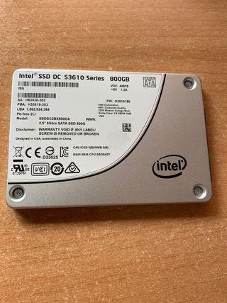 DISCO DURO SSD 800GB TESTEADO EN PERFECTO ESTADO