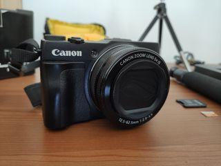 Camara Canon Powershot G1X Mark II