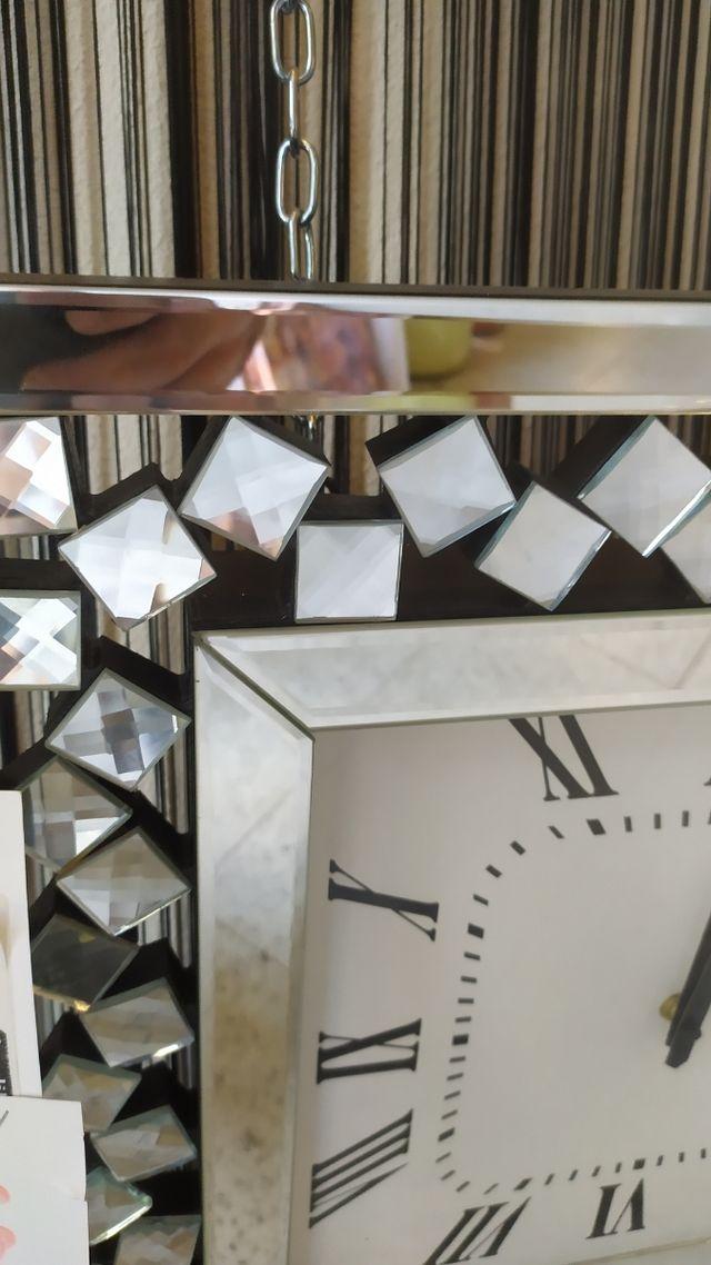 Reloj cristal