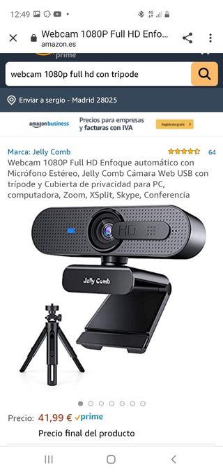 webcam 1080 !! con descuentazo