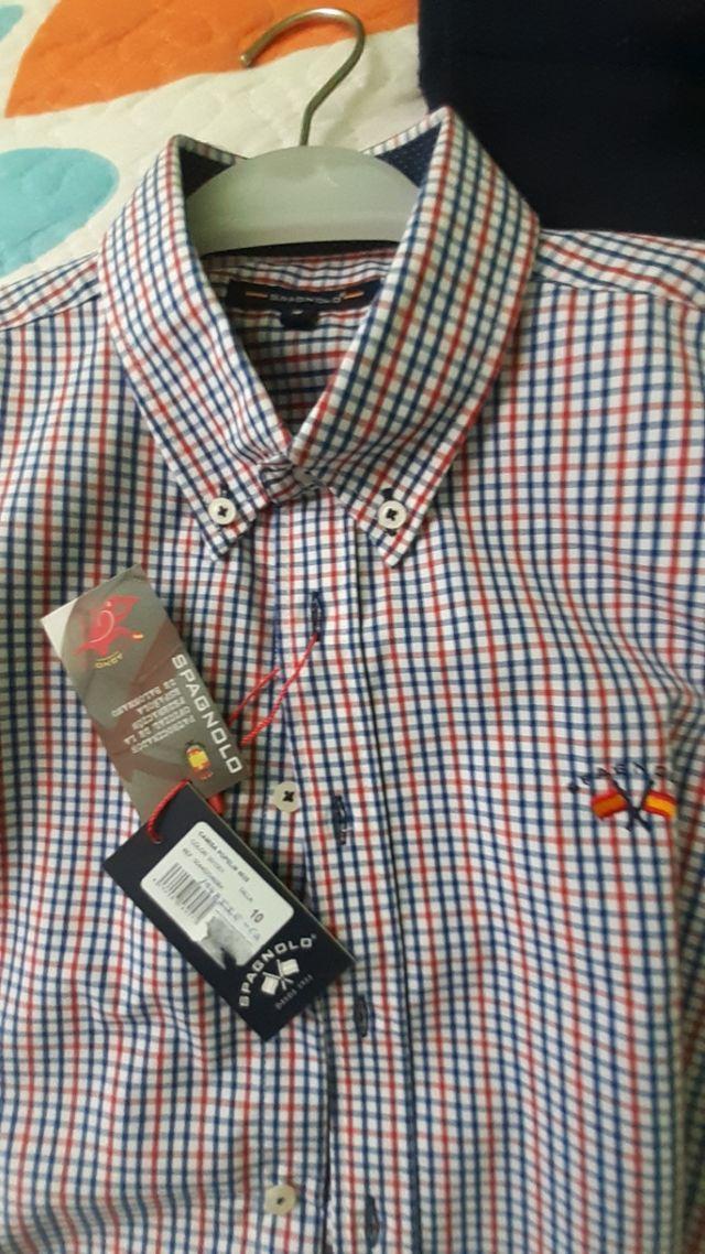 camisa nueva spanolo