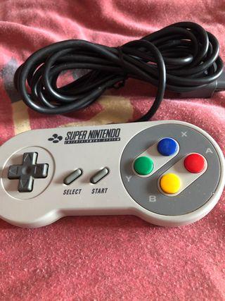 Mando súper Nintendo