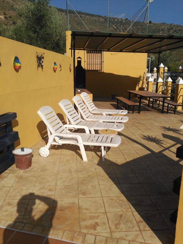 casa rural para larga o corta temporada (Alcaucín, Málaga)