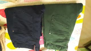 pantalon 10 a 12 años