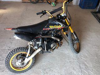 Mini Moto de Cross Mx onda 125cc