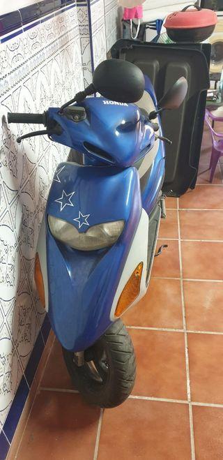 Moto Honda SFX de 49