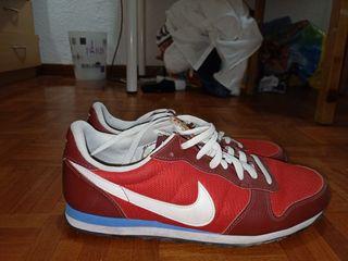 Zapatillas Nike Rojas 43