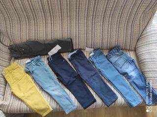 Pantalones. talla 3,4. desde 98cm a 110cm