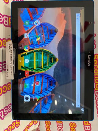 Tablet Lenovo Azul TB X103F
