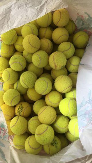 400 pelotas de tenis