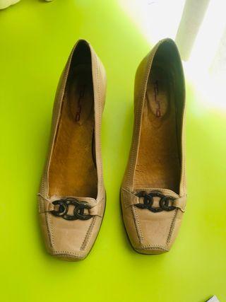 Zapato piel mujer número 40