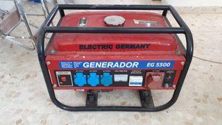 Generador de corriente