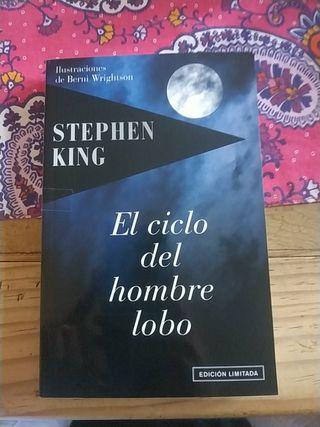 El ciclo del hombre lobo, Stephen King
