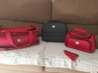 bolso y maletín viaje