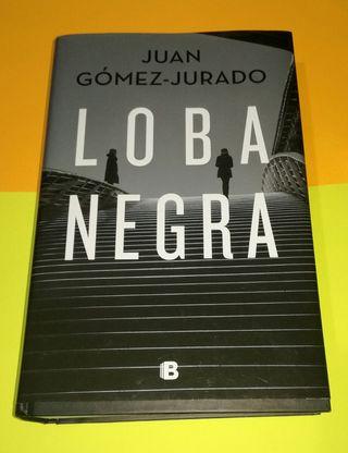 LOBA NEGRA JUAN GOMEZ JURADO