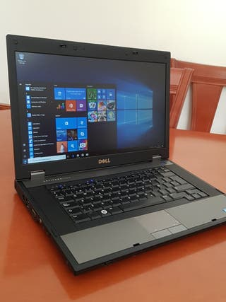 "PORTÁTIL DELL 5510 i7 8gb RAM 1Tb HDD 15.6"" R2140"