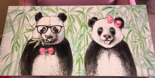 Cuadro de pandas