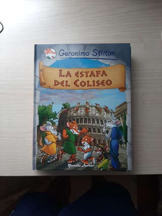 Comics Geronimo Stilton (Pack 5)