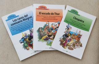 Disney CLÁSICOS DE LA LITERATURA.