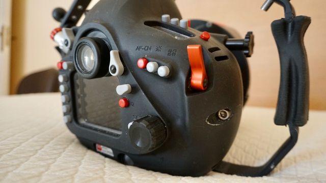 Carcasa Acuática Canon 5D Mark III
