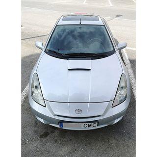 Toyota Celica 1.8 VVT-i 143cv