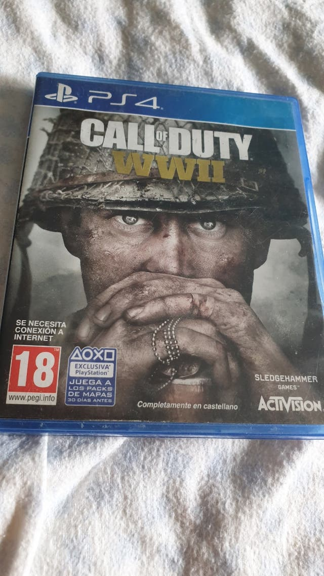 CoD WWII PS4