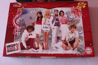 PUZZLE HIGHT SCHOOL MUSICAL 3