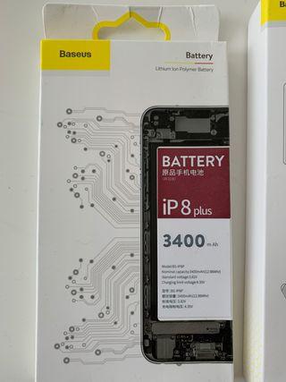 Batería a estrenar para iPhone 8 Plus calidad AAA+