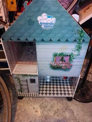 casita juguete MDF