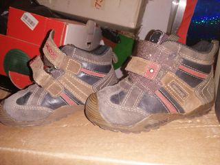 botas geox niño