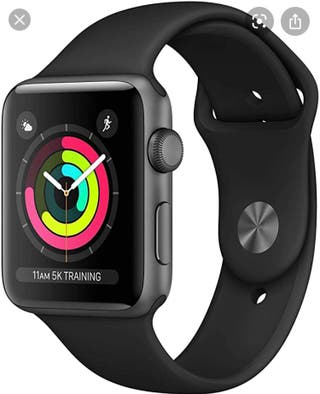 Apple watch series 3 grey perfecto estado