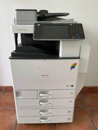 Ricoh aficio mp c3002 fotocopiadora