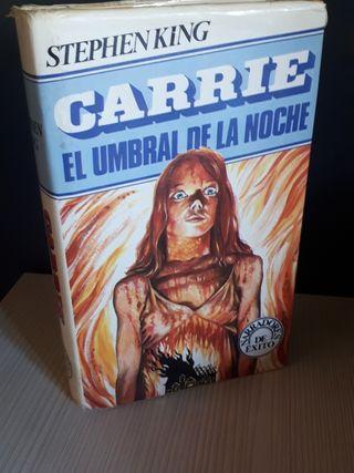 Carrie y el umbral de la noche - Stephen King