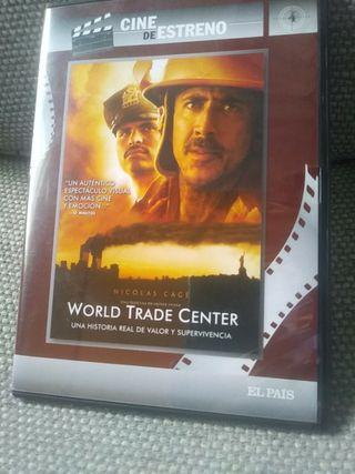 WORLD TRADE CENTER - PELÍCULA DVD