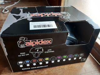 Casco Unisex marca Alpidex