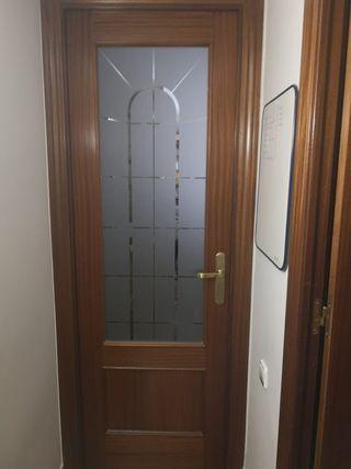 Puertas macizas de interior